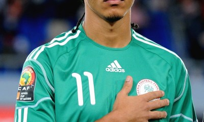 Remember The Nigerian Footballer, Peter Osaze Odemwingie ? See How He Looks Now