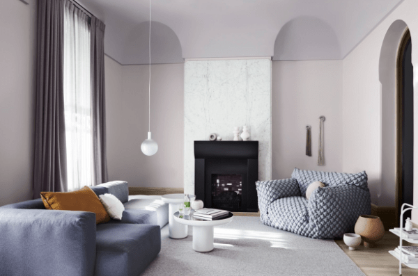 living room design trend 2019 Six 2019 trends for your living room