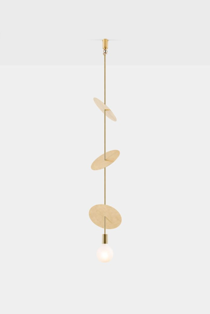 Flipside Double Pendant by Volker Haug Studio NOT FOR REUSE