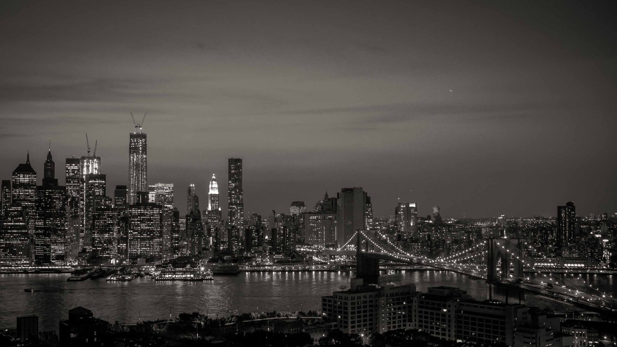 Nyc Iphone X Wallpaper New York City Black And White Mac Wallpaper Download
