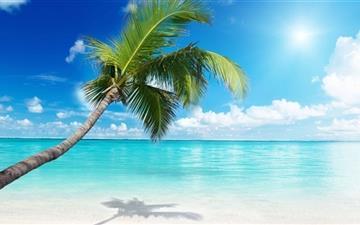 free beach mac wallpapers