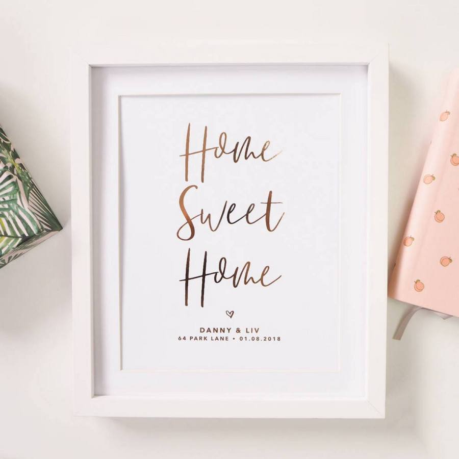 Buying a home is a major milestone of adulthood that calls for celebration and maybe a gift or two.