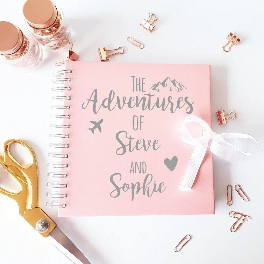 We've always been huge fans of scrapbooking and journal keeping. Call us old fashioned, but there's just something nostalgic and beautiful about preserving our memories with care.