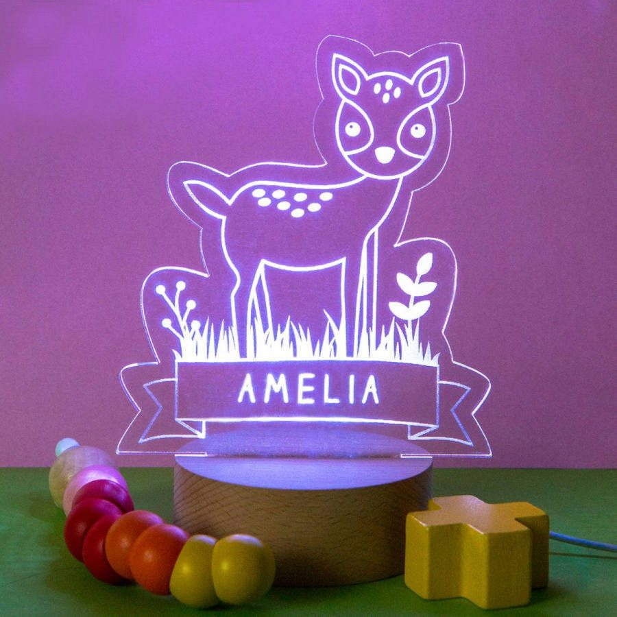 Round, cutesy and shaped in the form of characters or animals, we've put together a list of the top nightlights we'd choose for our children.