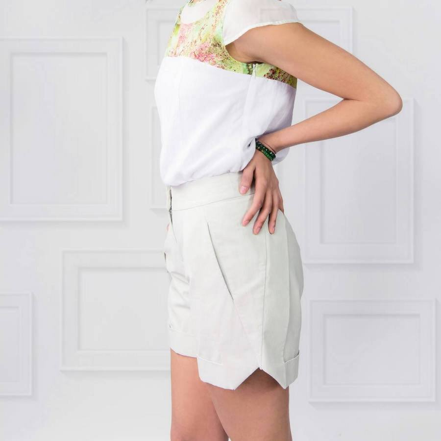 Shorts are a comfortable and trendy piece of clothing that is easily customizable and could certainly be classified as evergreen!