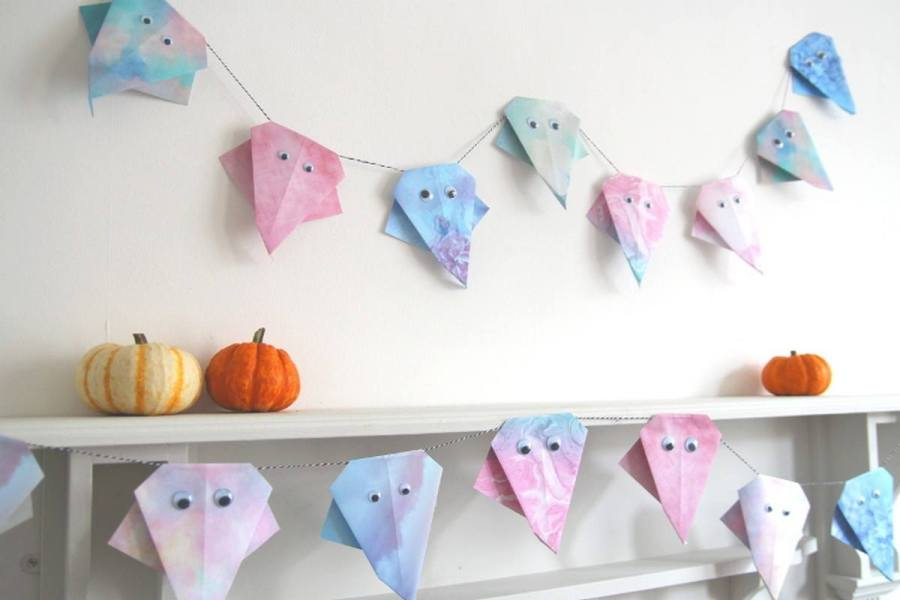 Halloween will be here before you know it. Prepare for the spooktacular holiday by getting creative with your DIY Halloween decor now.