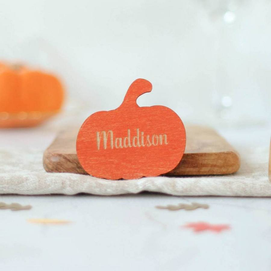 Let's face it. Pumpkins are a staple of autumn. The classic pumpkin orange matches the colors of many leaves falling to the ground.