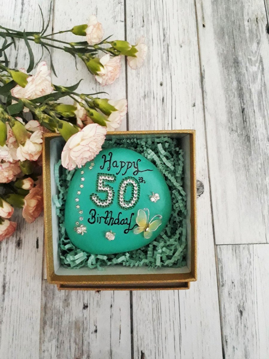 It's one of the biggest milestones anyone can reach, so no wonder you're searching for 50th birthday gift ideas that are worlds away from the usual offerings.