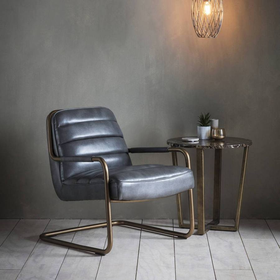 A place to enjoy a good read, a retreat from a busy day, or simply a stylish accent piece, lounge chairs are about as versatile as they come.