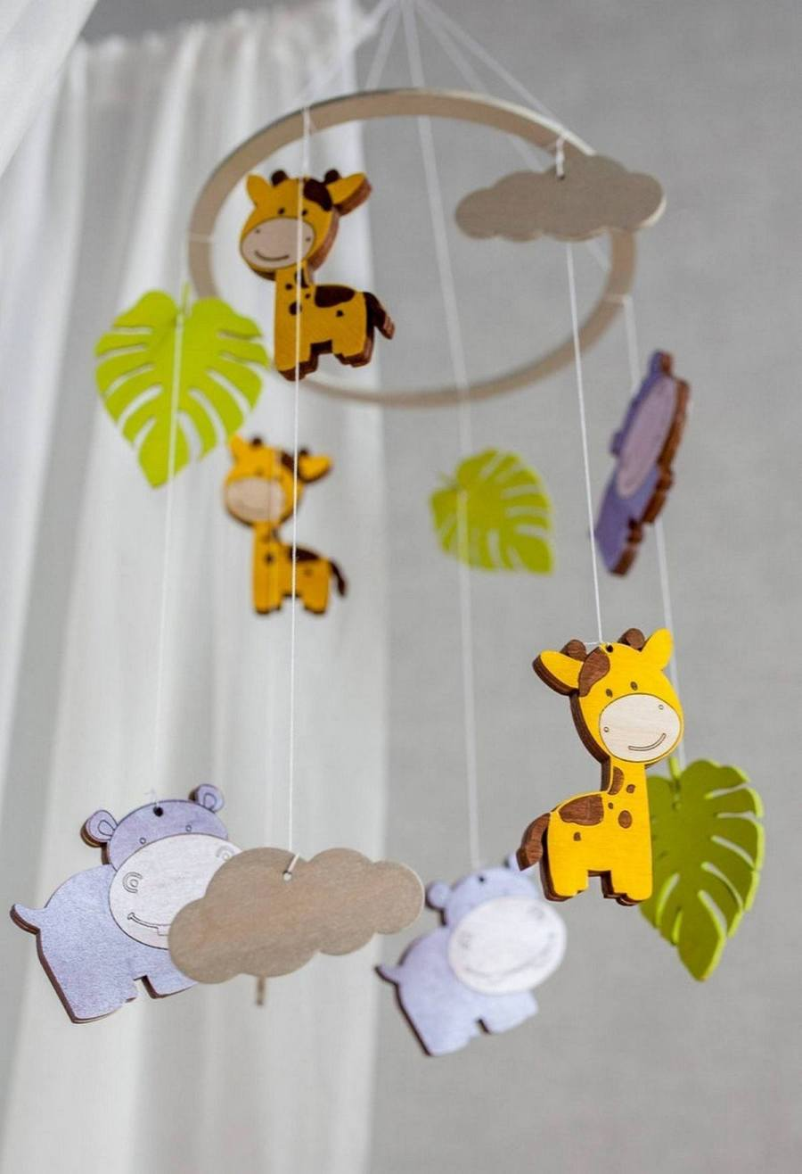 A baby mobile is essential to a baby's nursery. Keep in mind that there are many, many different crib mobiles out there available for you to choose from.