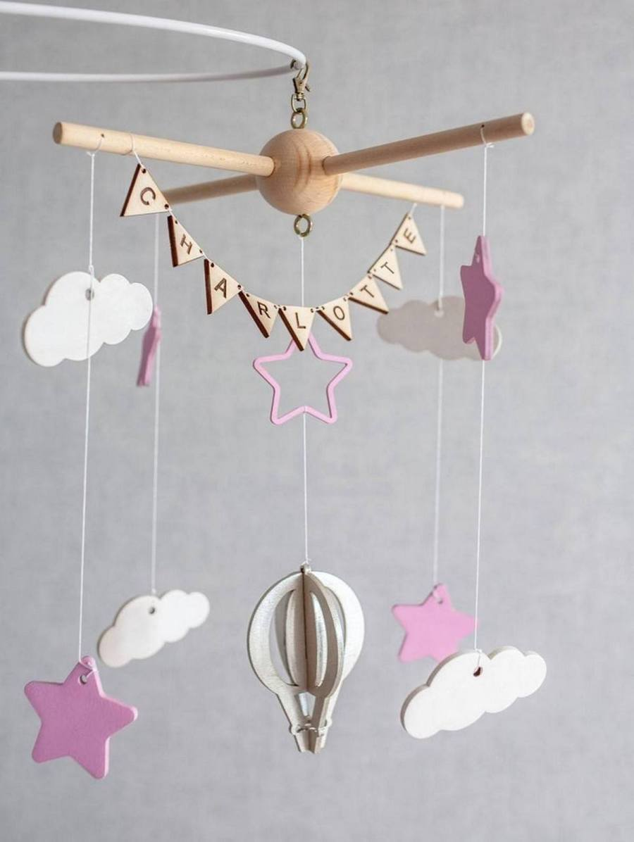 The best nursery items are the ones that combine function with style — take baby mobiles, for example.
