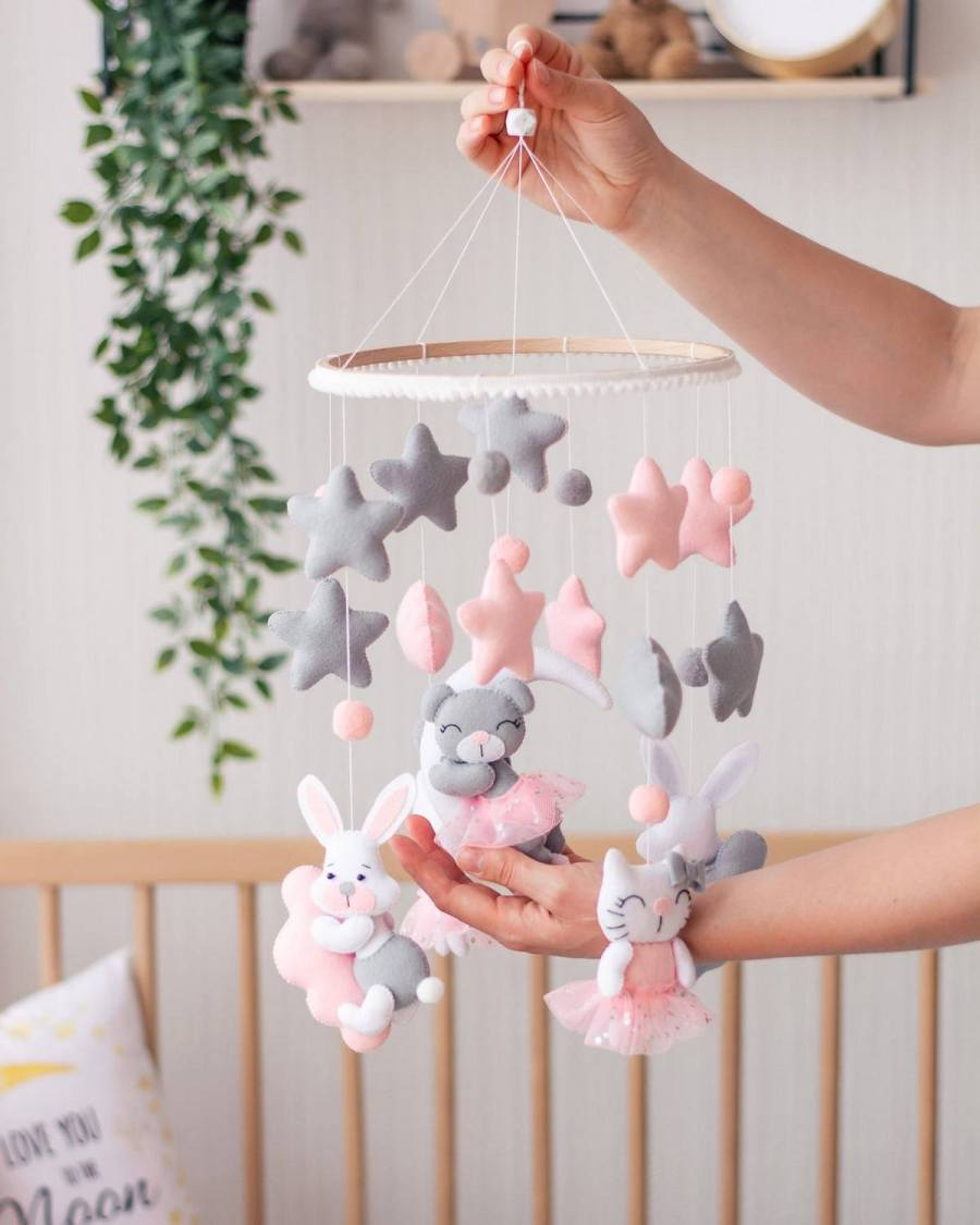 Bringing a little princess into the world? A modern baby girl nursery needs design, charm, and if you're going girly, a double dose of pink. Contemporary princess nurseries are big on the glam without veering into cheesy territory.