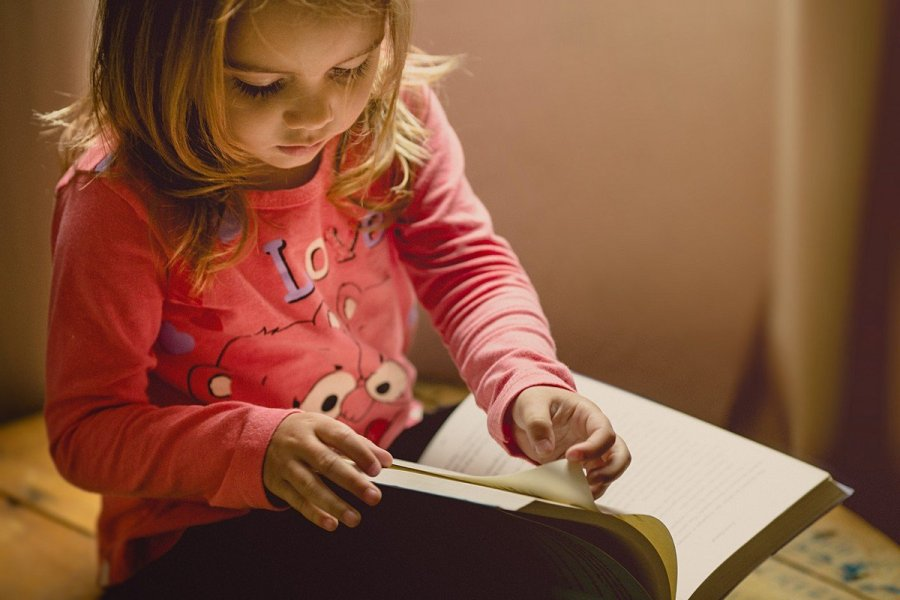 Children want to learn. Their whole reality is a constant discovery of a new world for them. During this whole process, books, letters, and words play a fundamental role, as they will attract all their attention.