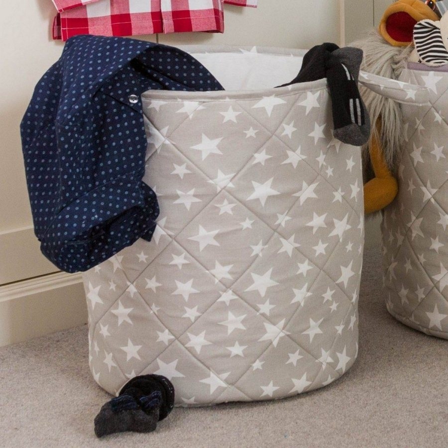 Teach your children to do laundry early, and they will have a life skill they can use for the rest of their lives. But they don't need to lug heavy laundry basket back and forth from their room to the laundry room. Not when they have a laundry basket for kids.