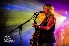 Jenna Witts, Village Pump Folk Festival, 2015