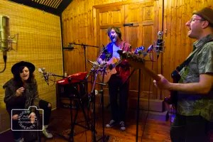 The Lost Trades playing at Bentham Studios