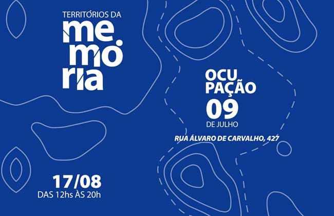 [17/08] São Paulo Territórios da memória