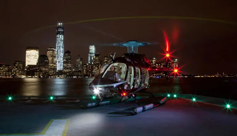 Helicopter Ride Nyc