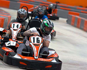 indoor go karting ultimate
