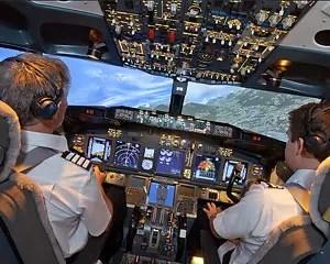 30 minute boeing 737