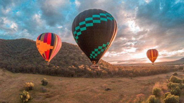 hot air balloon # 7