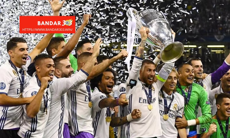 Real Madrid juara Liga Champions Eropa 2016-17