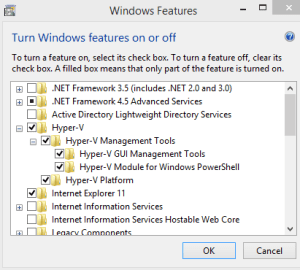 """Turn me on!"" Hyper-V says to the curious"