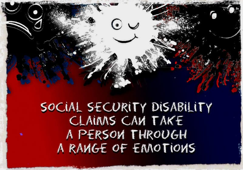 Social Security Denied?  Social Security Disability Applications can feel like an emotional roller coaster.