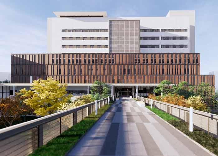 Complexo hospitalar pelo Ato 9