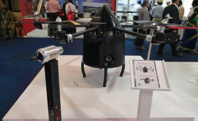 Poeir Jets Develops India's First Heavy-lift Hybrid Drones