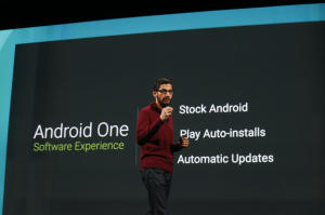 android one slyxzy Parceria entre Google e Karbonn viva e de saúde, vem aí o Android One Round 2 image