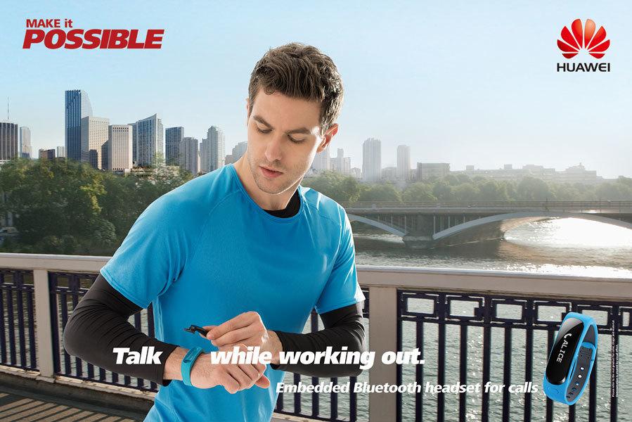 Análise Huawei Talkband B1 1