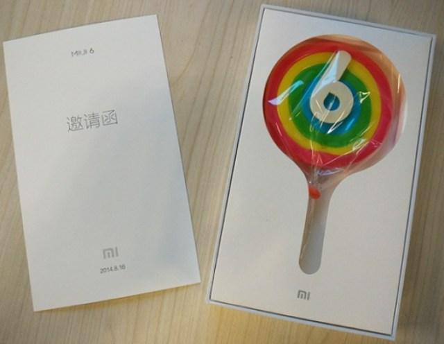 Xiaomi Lollipop xoupzy Xiaomi disponibilizará Android Lollipop no início de 2015 image