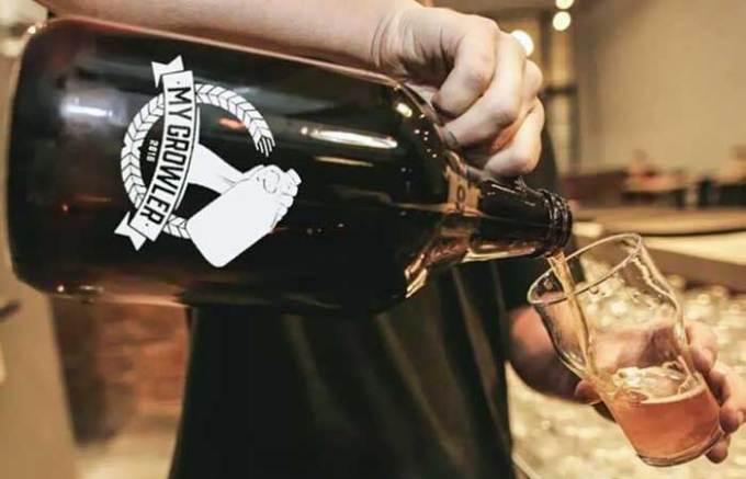 My Growler em eventos cervejeiros