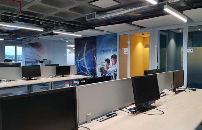 Nova sede Siemens