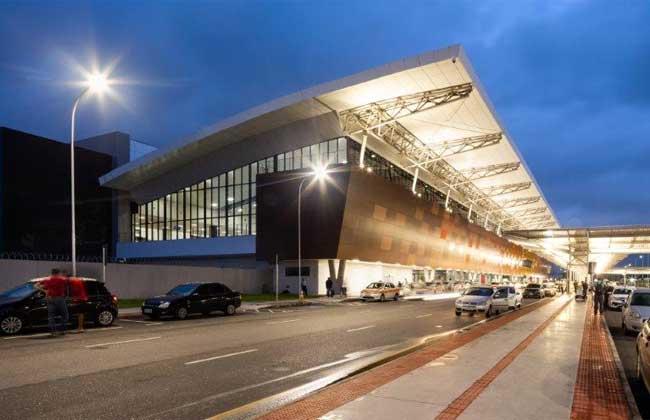 Novo aeroporto pelo Bacco