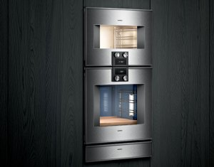 Nova geração Gaggenau de fornos combinados a vapor