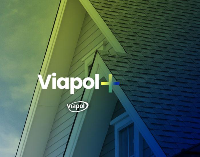 Plataforma Viapol+ para  construções decorativas