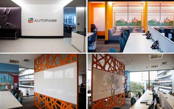 Sede da Autopass pelo Studio BR