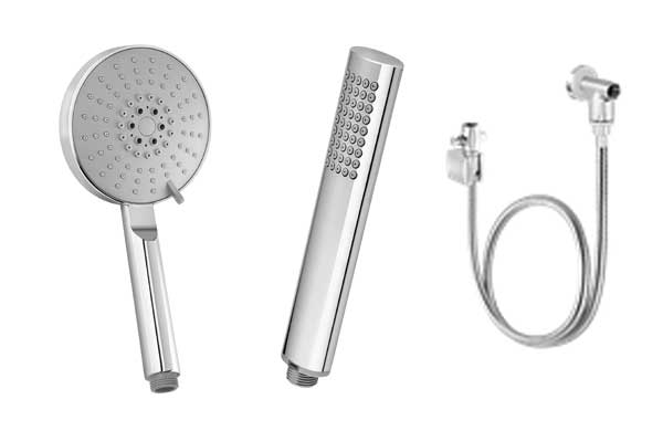 Tigre Metais apresenta duchas manuais e desviador para chuveiros
