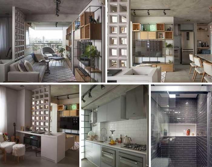 Primeiro apartamento por Bruno Moraes