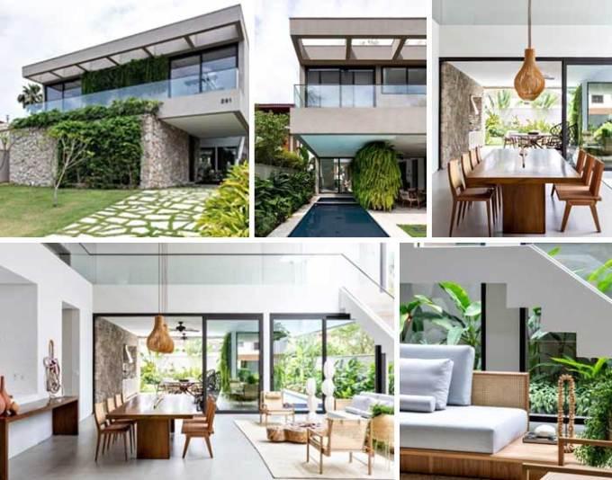 Casa NK pelo Rua141 + Zalc