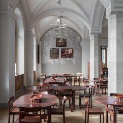 Chair Design Restaurant Madonna Of The Original Artek Nationalmuseum In Stockholm Reopens Showing Atelier By 1restaurant Photo Erik Lefvander