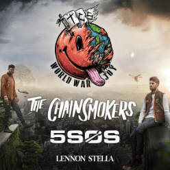 the chainsmokers world war