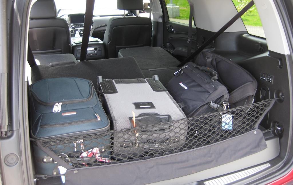 Chevy Suburban Interior Cargo Dimensions Best Accessories Home 2017