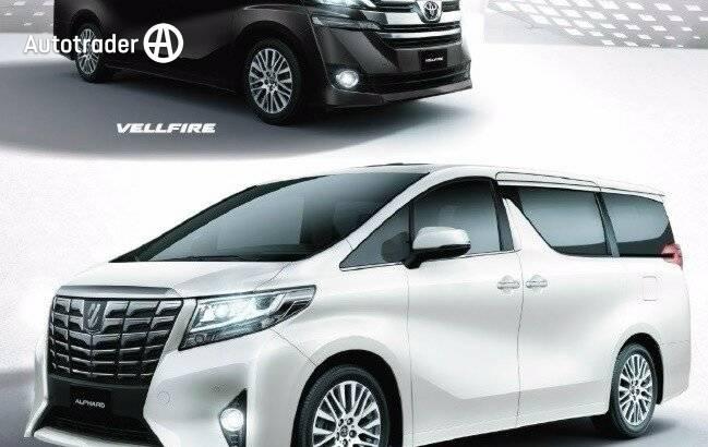 brand new toyota alphard for sale all kijang innova type g 2018 hybrid 129 888 autotrader