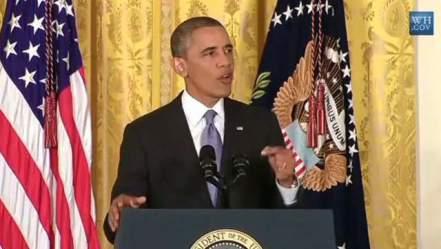 Obama: Snowden is no patriot
