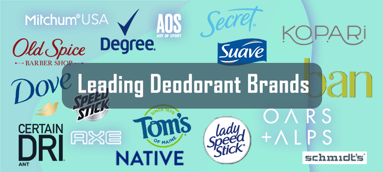 best deodorant reviews