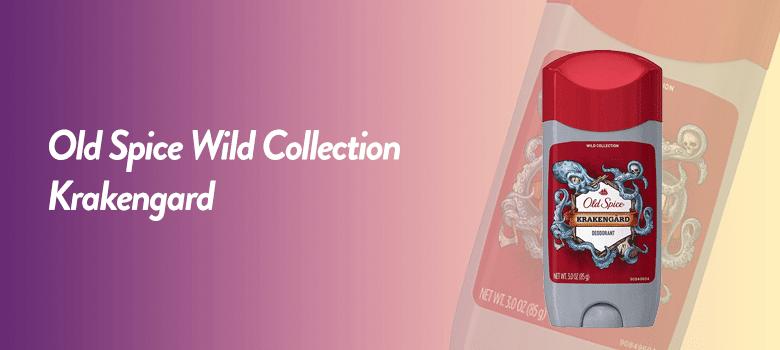 old spice deodorant aluminum free