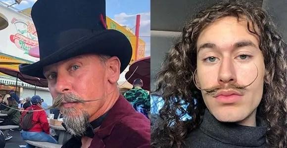 Dali Mustache Style